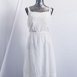 Old Navy lite off white dress